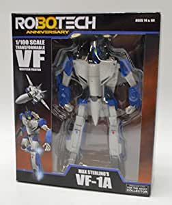 Toynami Robotech 30 Anniversary Max Sterling's VF-1A Transforming Veritech Fighter