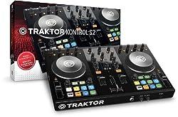 Native Instruments 22320 Traktor Kontrol S2 MK2 DJ Controller