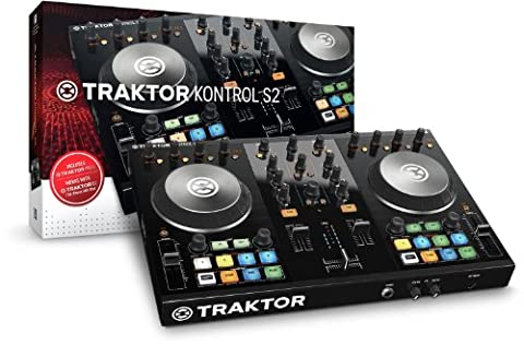 Traktor Kontrol - Native Instruments Traktor Kontrol S2 MK2 Contrôleur