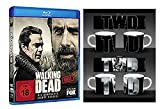 The Walking Dead Staffel 7 (+The Walking Dead Kaffeetasse) [Blu-ray]