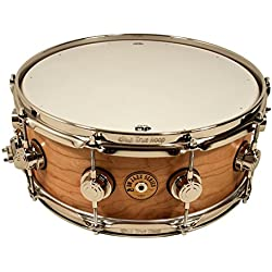 DW Natural Snare 14x7 – Cherry/Gum Jazz