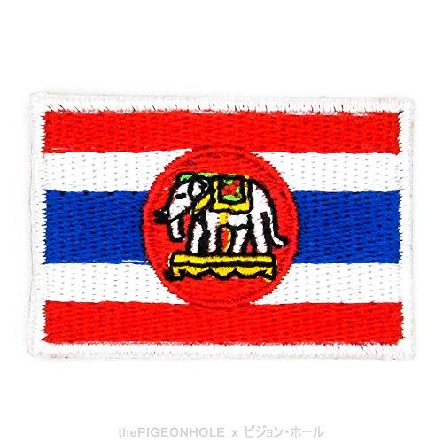 [divertido banderas.] Tanga ratchanawi; Tailandia
