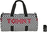 Tommy Hilfiger Tommy Nylon Duffle Print Checker Board