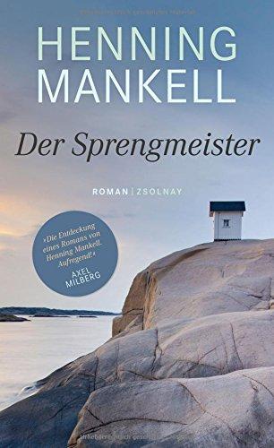 Buchseite und Rezensionen zu 'Der Sprengmeister: Roman' von Henning Mankell