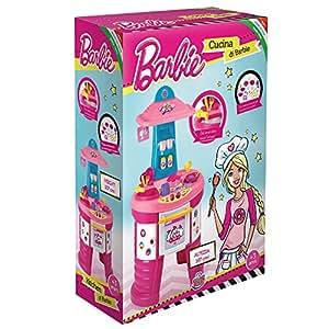 Grandi Giochi vorwerk Cucina Barbie, Colore Rosa, GG00514: Amazon.it ...