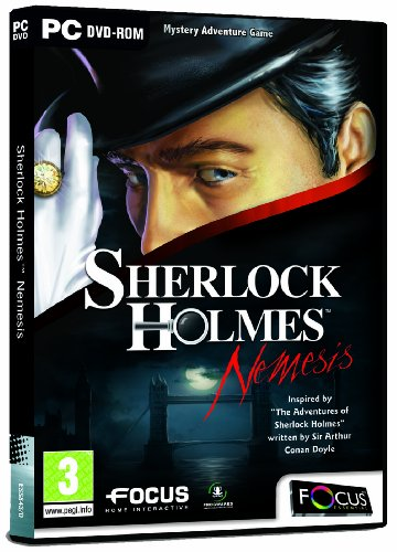 Sherlock Holmes Nemesis (PC DVD) [Edizione: Regno Unito] - Amazon Videogiochi