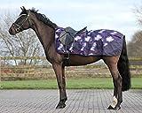 QHP Ausreitdecke Pferdedecke Turnoutdecke Outdoordecke Regendecke Pferde-Decke ARBO-Inox® (M, Typ 5)