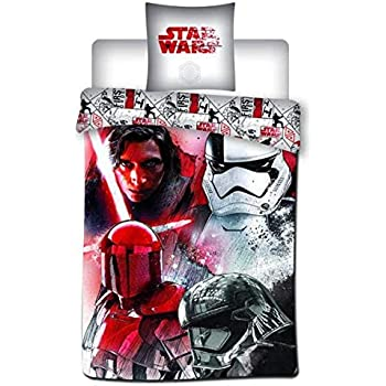 Character World Star Wars Poster-Episode 7 Craft Housse de Couette 1 Personne Multicolore