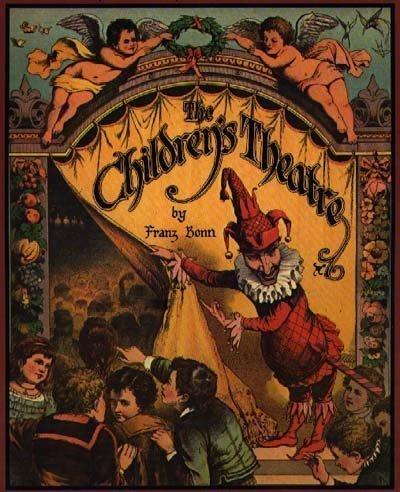 Children's Theatre Pop-up Book by Franz Bonn (1978-10-26)