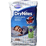 DryNites - Pyjama Pants - Pañales para niños (4 - 7 años) [Pack de 10 pañales]