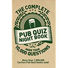 The Complete Pub Quiz Book