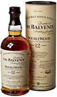 The Balvenie Double Wood 12 Year Old Single Malt Scotch Whisky, 70 cl from Balvenie