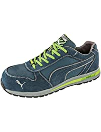 Puma Safety Footwear Mens Aerial Low Leather S1 P HRO Safety Shoes