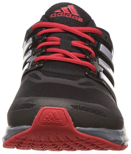 Adidas Questar Boost TF M B22943 für Herren Schwarz Schwarz / Silber / Rot