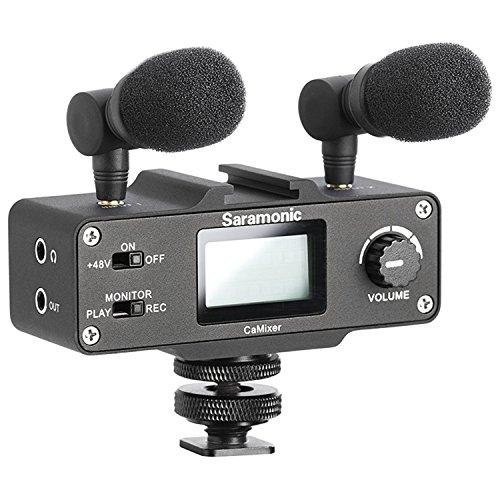 Saramonic CA Mixer Microphone Kit (Black)