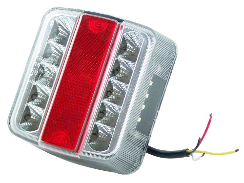 Preisvergleich Produktbild Berger & Schröter 20188 LED Anhänger-Vierfunktionsleuchte links