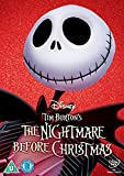 The Nightmare Before Christmas [1994] [DVD]