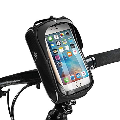 TraFellows Bolsa Bicicleta Premium Soporte teléfono