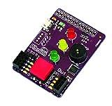 Cyntech Pibrella pour Raspberry Pi lumières Buzzer commutateur broches I/O