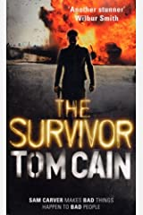 The Survivor by Tom Cain (2009-01-01) Paperback