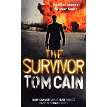 The Survivor by Tom Cain (2009-01-01)