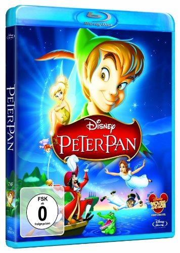 Peter Pan [Blu-ray]: Alle Infos bei Amazon