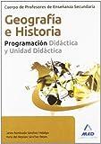 Geografia E Historia - Programacion Y Unidad Didactica (Profesores Eso - Fp 2012)