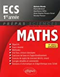 Mathématiques ECS 1re année