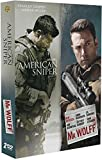 American Sniper + Mr. Wolff - Coffret DVD