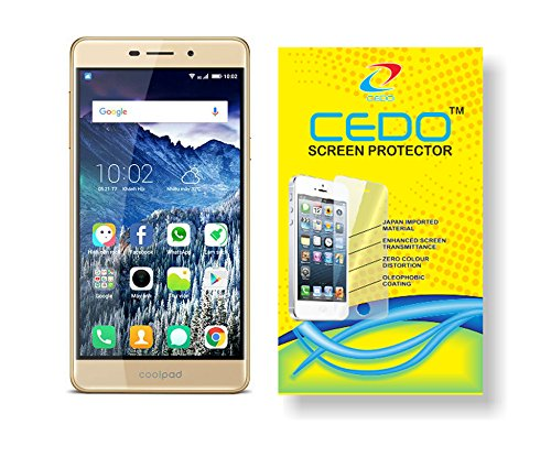 CEDO for Coolpad Mega 2.5D - anti shatter Tempered Glass...