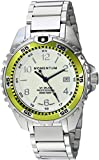 Momentum Women's Quartz Stainless Steel Diving Watch, Color:Silver-Toned (Model: 1M-DN11LL0)
