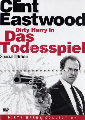 Coverbild: Dirty Harry in das Todesspiel