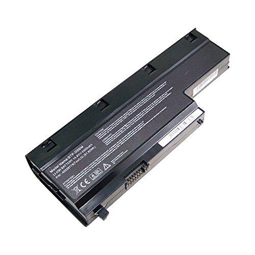 4400mAh Hochleistungs Notebook Laptop AKKU für Medion Akoya, ersetzt BTP-D4BM BTP-D5BM 40029778 Akoya P7611 P7612 P7614 P7615 P7618 P7810 E7211 E7212 E7214 E7216