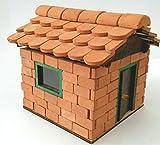 ALEA Mosaic Steinbaukasten, Leo, kleines Haus.