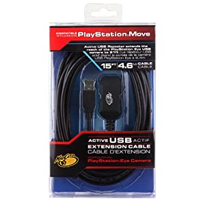 Playstation Move – Active USB Extension Cable