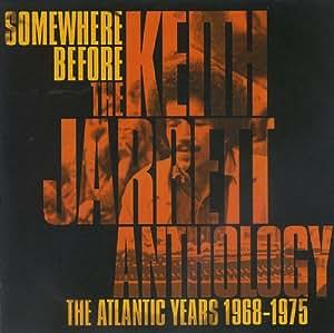 Somewhere Before - The Anthology