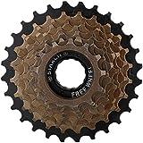 Starlit 8 Speed Brown Last Black Freewheel 13-28 T