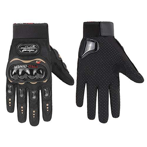 MYSdd Motorradhandschuhe Radhandschuhe Handschuhe atmungsaktiv Motorrad Vollfinger wasserdicht und Winddicht Winter - -01 X XL