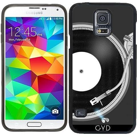 Custodia in silicone per Samsung Galaxy S5