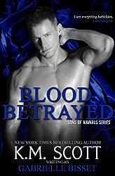 Blood Betrayed (Sons of Navarus #2) (English Edition)