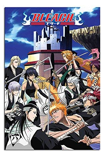 lash Anime Poster Glänzend Laminiert - 91,5 X 61 cm (36 X 24 Zoll ) ()