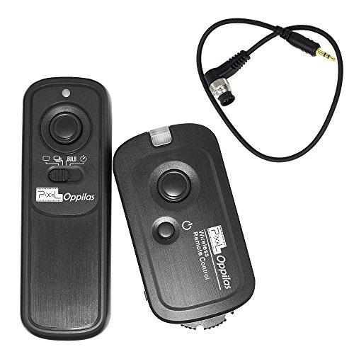 Pixel Kabellose Fernauslöser RW221 DC0 Auslöser Fernbedienung für Nikon D850 D1 D2 D3 D3s D4 D5 D4s D800 D810 D700 D500 D300 D300s D200 N90s F5 F6 F100 F90 F90X Fujifilm S5-Pro S3-Pro Kodak DCS-14N