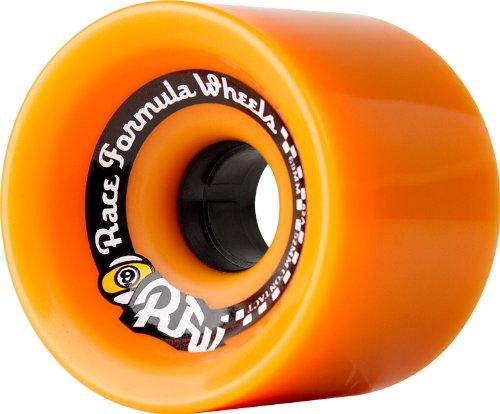Sector 9Race Formula Skateboard Rad, orange, 69mm 82A