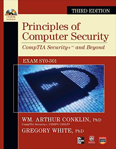 Principles of Computer Security CompTIA Security+ and Beyond (Exam SY0-301), 3rd Edition (Official Comptia Guide) por Wm. Arthur Conklin