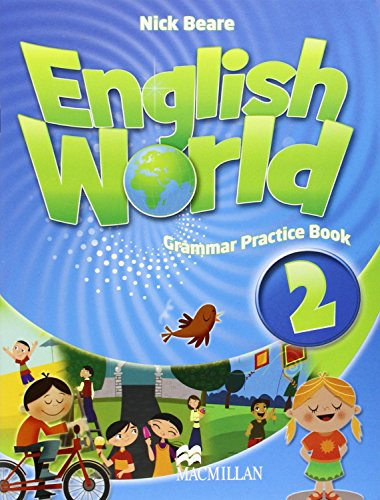 ENGLISH WORLD 2 GPB (Grammar Pract.Book) - 9780230032057