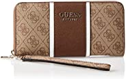 GUESS Womens Small Leather Wallet