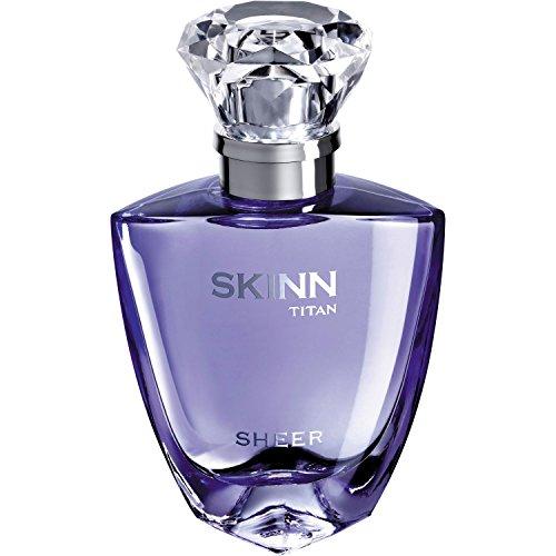 Titan Skinn Sheer Woman Perfume 50 ml