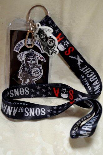 Preisvergleich Produktbild Sons Of Anarchy SOA Lanyard