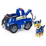 Paw Patrol 6037956Chase 's Tow Truck Fahrzeug mit Hund