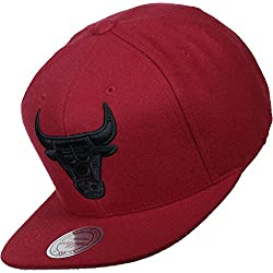 Mitchell & Ness Mujeres Gorras / Gorra Snapback Melton Proper Chicago Bulls